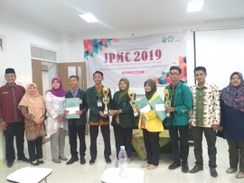 IPMC (IAIN Pekalongan Mathematics Competition) 2019